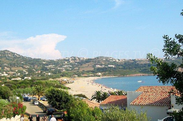 Photo of Peru beach in Cargèse - Corsica