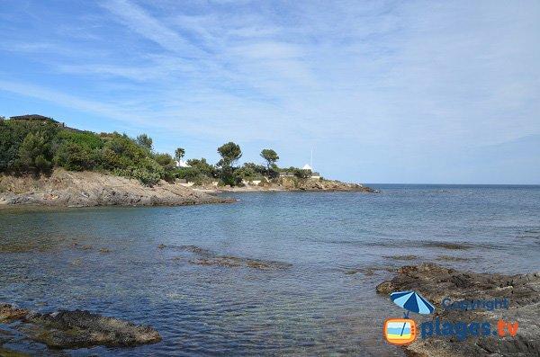 Environnement de la plage du Petit Boucharel