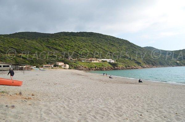 Spiaggia di St-Antoine - Piccolo Capo - Ajaccio