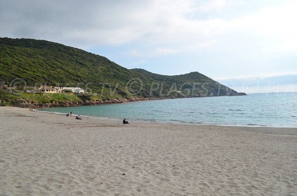 Spiaggia di Piccolo Capo - Ajaccio