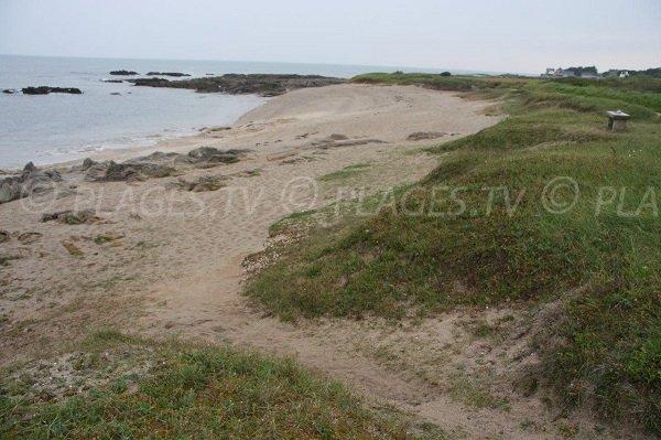 Photo of Petit Lanroué beach in Piriac sur Mer