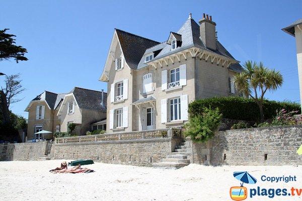 ville sulla spiaggia di Brignogan