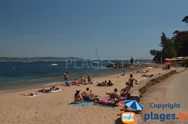 Photo of Petite Fontaine beach in Theoule sur Mer