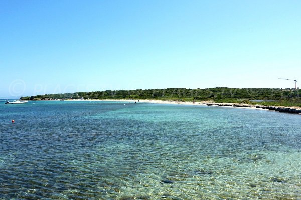 Photo de la plage de Piantarella de Bonifacio