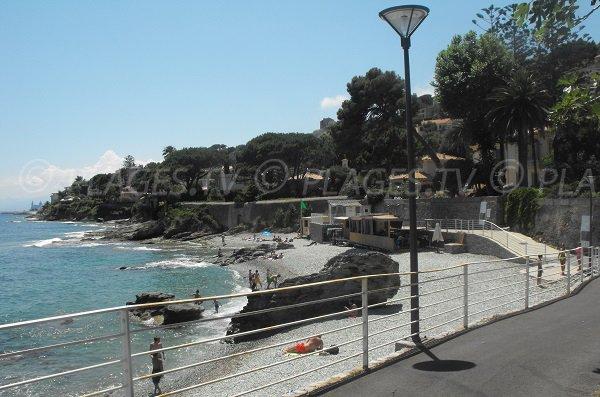 Spiaggia di Pietranera - Bastia - Corsica