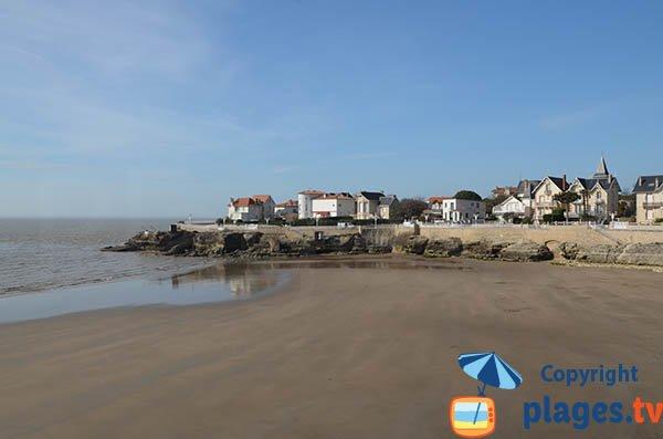 Photo de la plage du Pigeonnier à Royan - 17