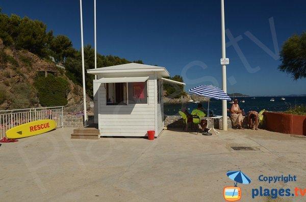 Poste de secours Pipady - Toulon