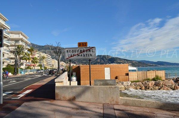 Sortie de Roquebrune
