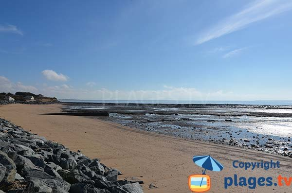 Beach of Platere - Angoulins