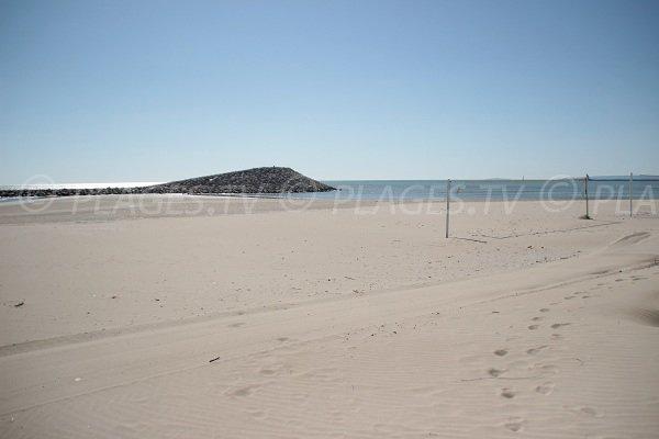 Spiaggia del Point Zéro a La Grande Motte