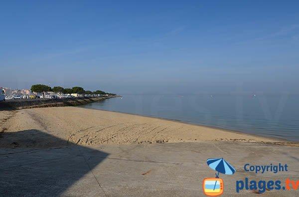 Plage De La Pointe De L 39 Aiguillon Arcachon 33 Gironde