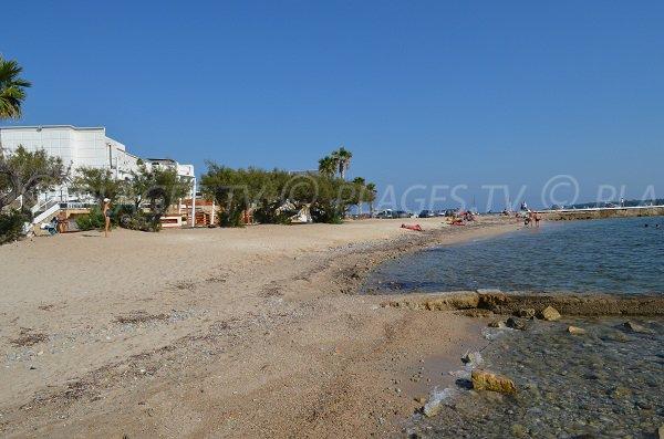 Foto spiaggia Palm Beach - Punta Croisette a Cannes