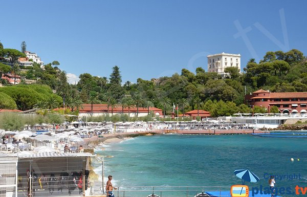 The Beach in Monaco
