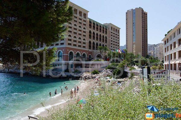 Plage du beach pont de fer roquebrune cap martin 06 - Roquebrune cap martin office du tourisme ...