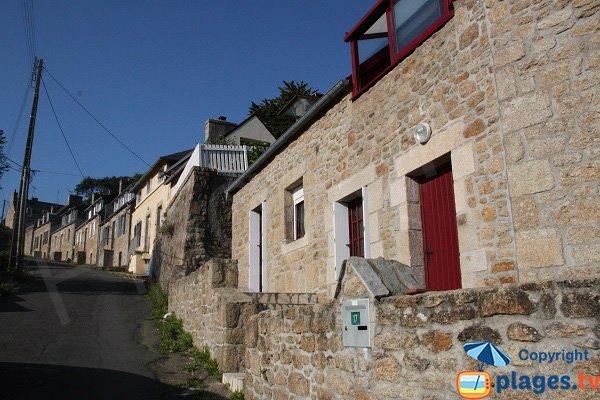 Village du Yaudet - Bretagne