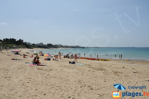 Beaches of the Minihic and Pont - St-Malo