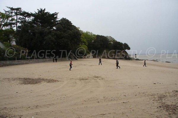 Photo of Porcé beach in Saint Nazaire - France