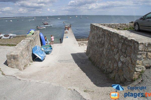 Port Guerh in Gavres