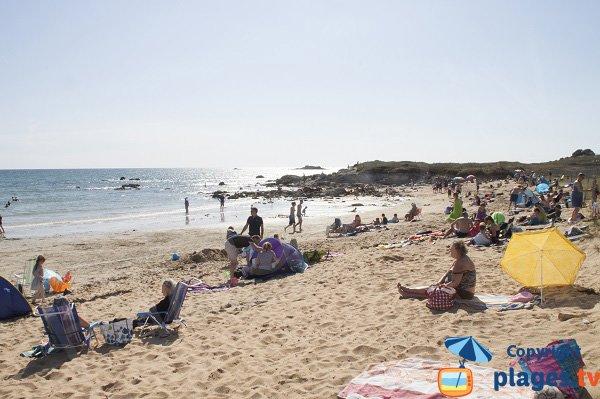 Porh Kerhouet beach - Erdeven - Brittany