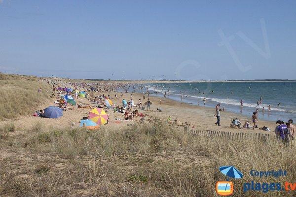 Photo of Porh Kerhouet beach in Erdeven - France