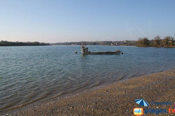 barges à huîtres à St Pol de Léon