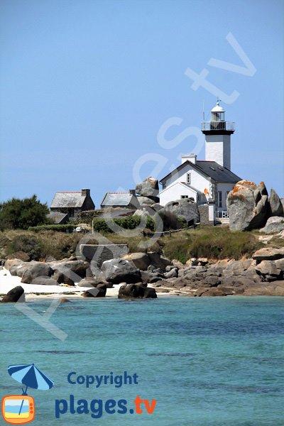 Lighthouse of Pontusval - Brignogan