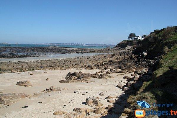 Photo of Pors Pol beach in Carantec