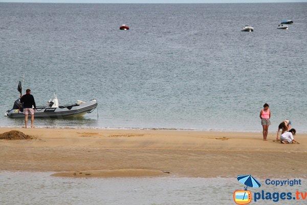 Baine in Belle Ile en Mer