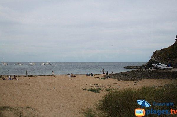 Locmaria beach - Port-Blanc