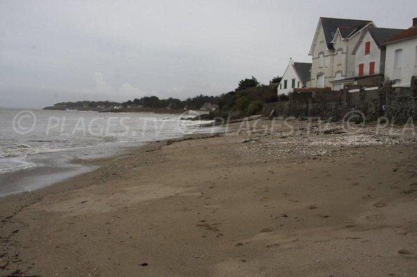Port du Boucher beach in Piriac sur Mer in France