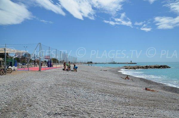 Photo of Cros de Cagnes Harbor beach
