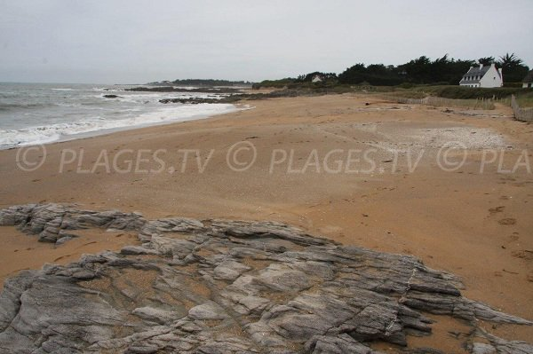 Photo of Port Creux beach in La Turballe in France