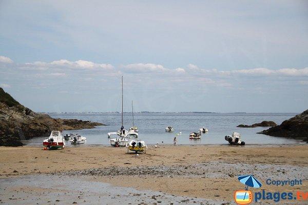 Anse de Port Fouquet - Belle Ile