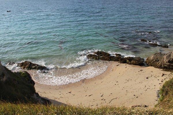 Confidentiel cove in Locmaria - Belle Ile en Mer