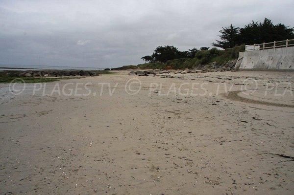 Photo of Port Kennet beach in Piriac sur Mer in France