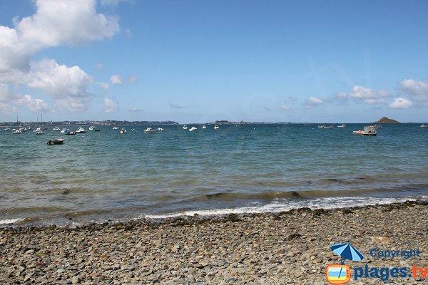 Ilots vue depuis Port Lazo - Plouézec