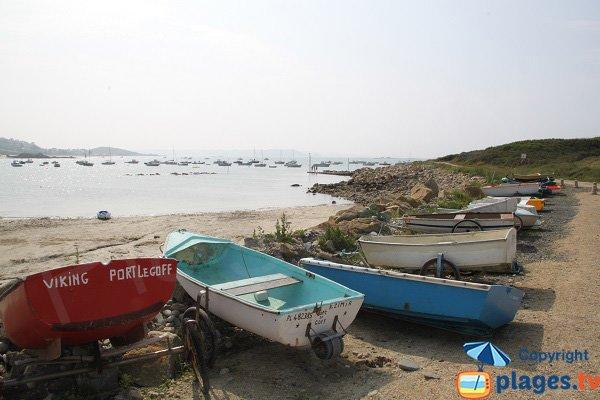 Port le Goff à Trévou Tréguignec