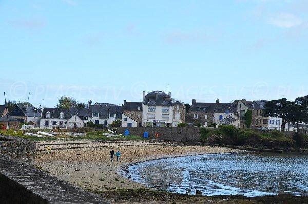 Port Lenn plage - Arzon