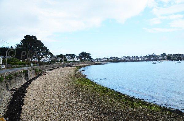 Photo de la plage de Port Lenn à Arzon
