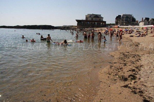 Port Lin Le Croisic - plage de sable