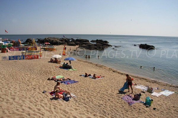 Beach club for children in Port Lin - Le Croisic
