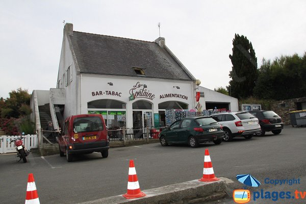 Shop in Locmaria - Belle Ile