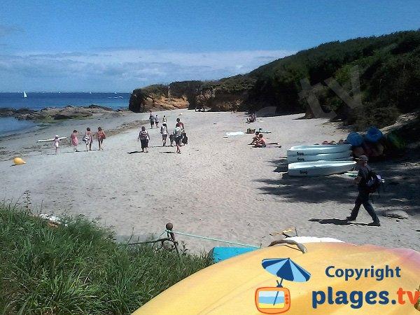 Photo of Porh-Mélite beach - Island of Groix