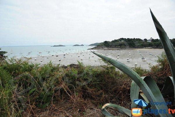 Baie de Port Mer à Cancale