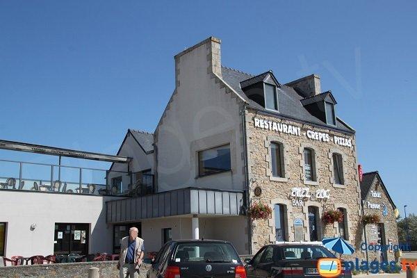 Restaurant à proximité de la plage du Port - Plouescat