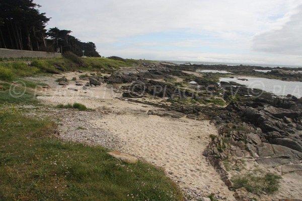 Spiaggia Port aux Rocs - Le Croisic