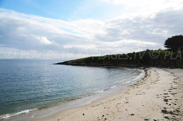 Cove in Arzon - Ocean side - Port-Sable