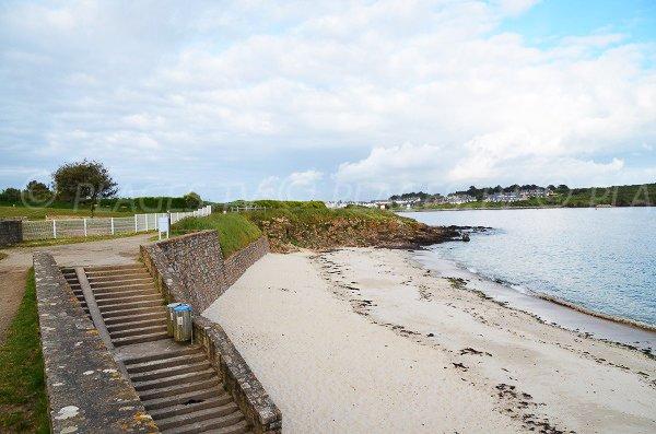 Photo of Port Sable beach near Crouesty port