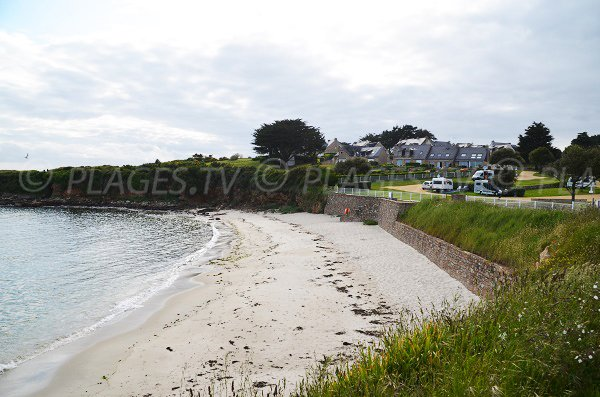 Photo of Port Sable beach in Arzon - France