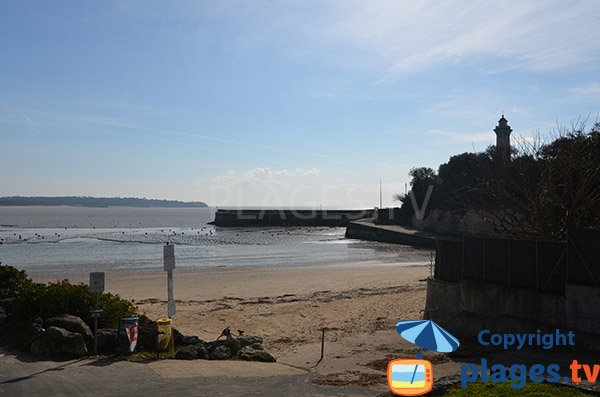 Photo of Port beach in St Georges de Didonne - France
